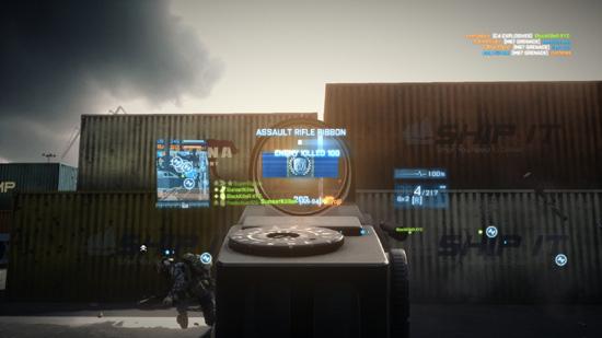 Battlefield 3 HUD Y 0.25